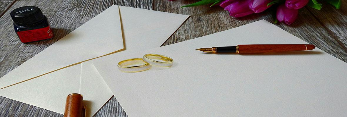 Invitation Envelopes DIY - Save on Calligraphy Costs